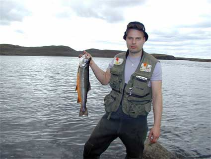 Fishing Colorado on Fishing Holidays   Fly Fishing In The Icelandic Mountains   Go Fish Co